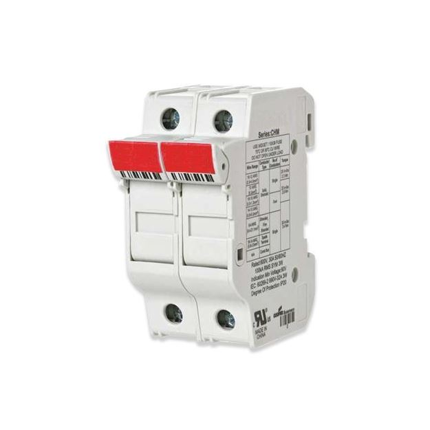 Picture of 2 Pole Block Fuse