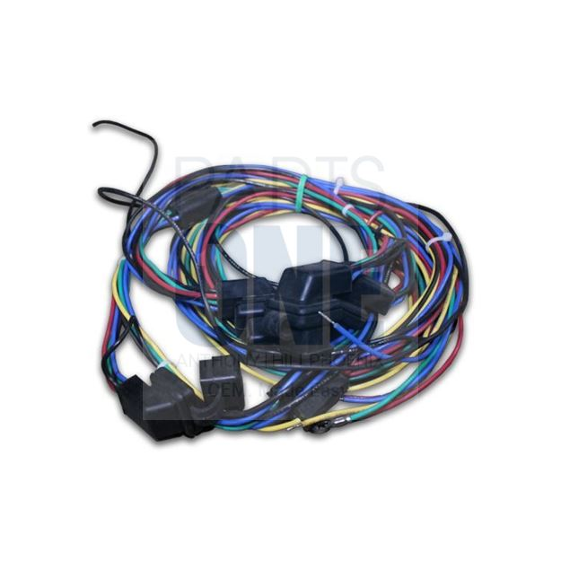 Picture of 4-Light Power Cord