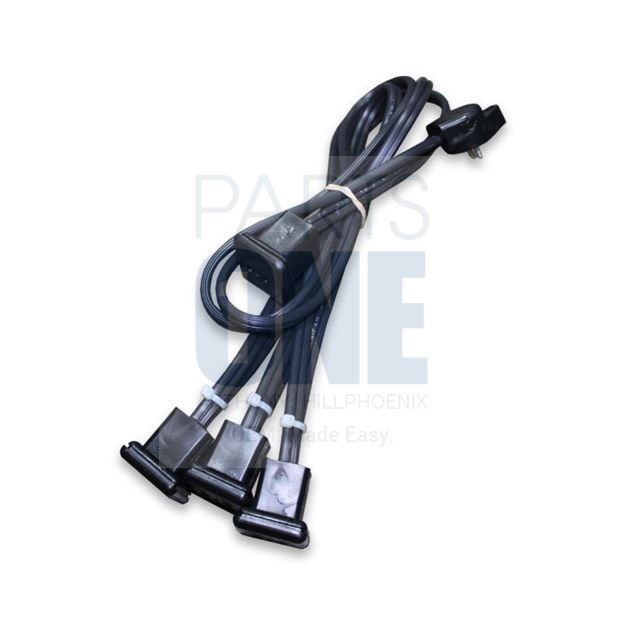 Picture of 4-Fan Power Cord