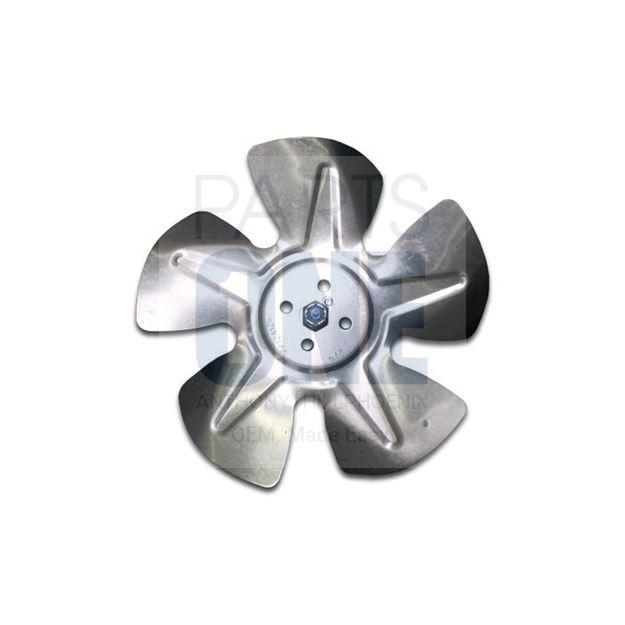 """Picture of 5 Petal Fan Blade - 8"""""""