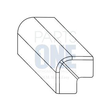 Picture of Non-Junction Corner Molding