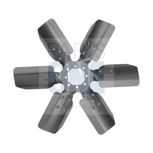 Picture of 6 Petal Fan Blade - Clockwise