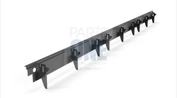 Picture of GLASS, POLYCARB., FRONT SILL