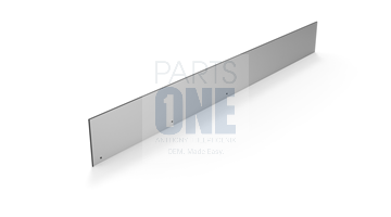 Picture of GLASS, POLYCARB. (LEXAN), FLUE
