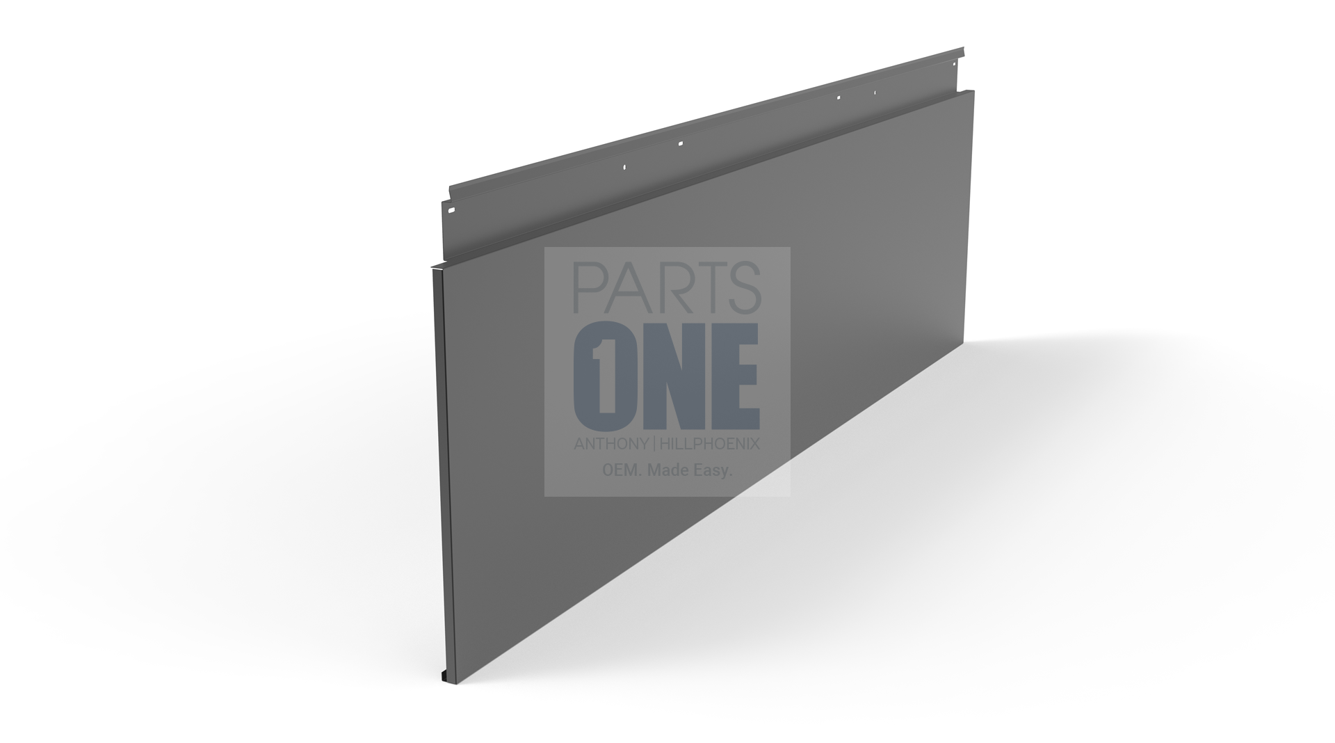 Picture for category Front Panel End