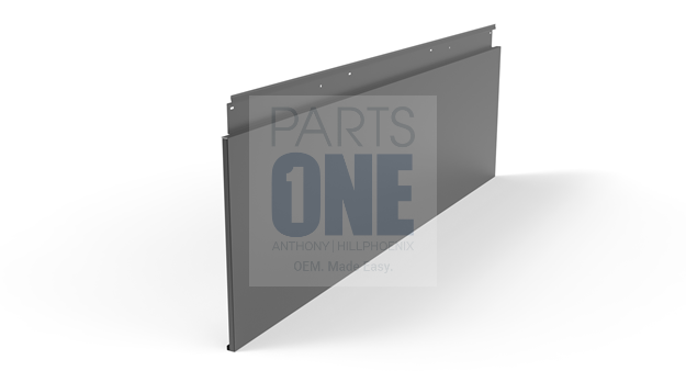 Picture of FRONT PANEL,END