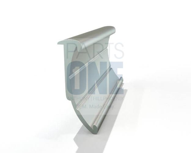 Picture of TAG MOULDING, ALUMINUM