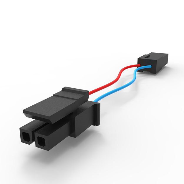 Picture of HP 7-ROW SHELF WIRING HARNESS