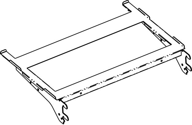 Picture of Glass Shelf Assembly
