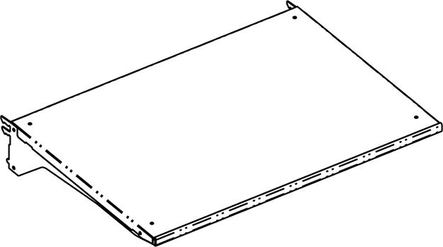 """Picture of 22"""" x 30"""" Shelf Assembly"""