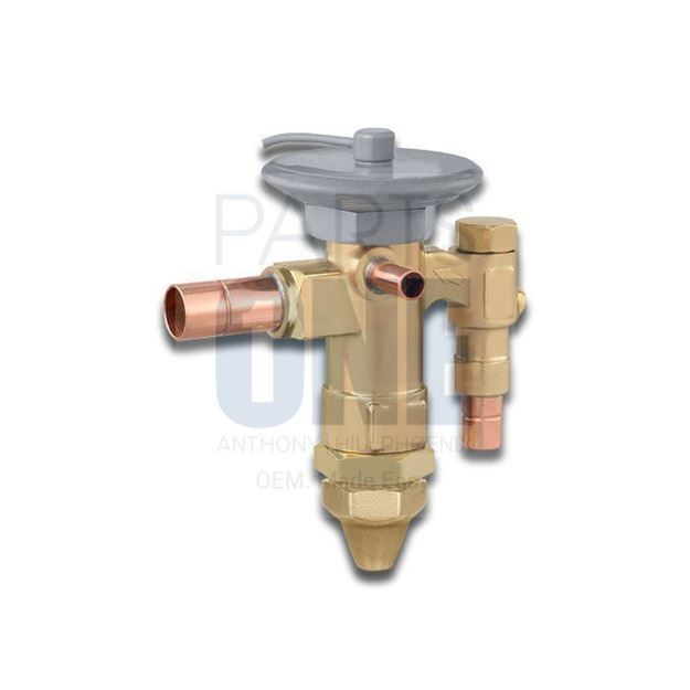 Picture of Thermostatic Expansion Valve orifice