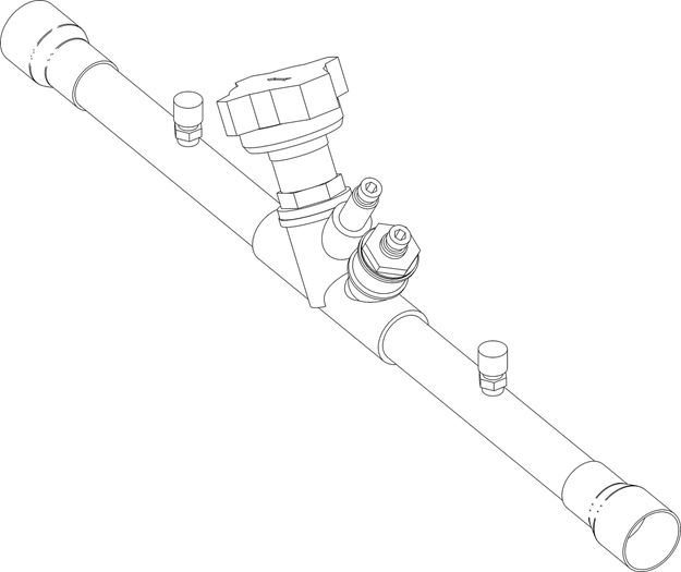 Picture of BALANCING VALVE Assembly