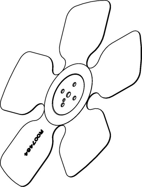 Picture of Fan Blade