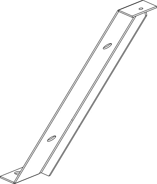 Picture of BRACKET SUPPORT, FASCIA
