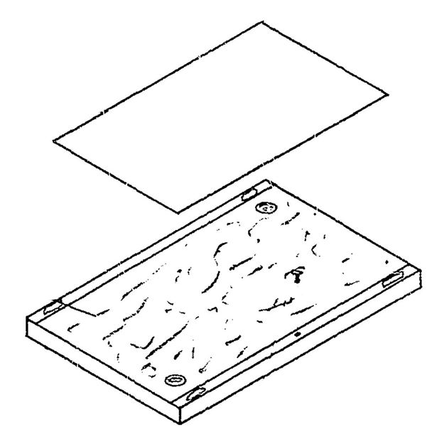 Picture of TRAY ASSY FREEZER