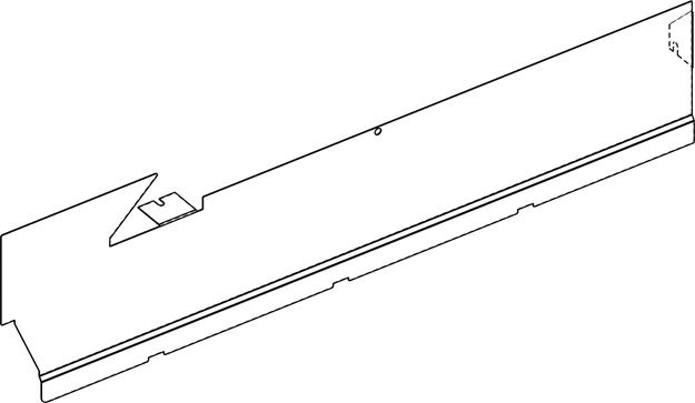 Picture of Partition Bracket