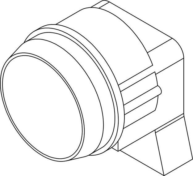 Picture of Lamp Holder Cap