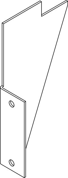 Picture of Duct Support