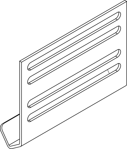 Picture of Mirror Support