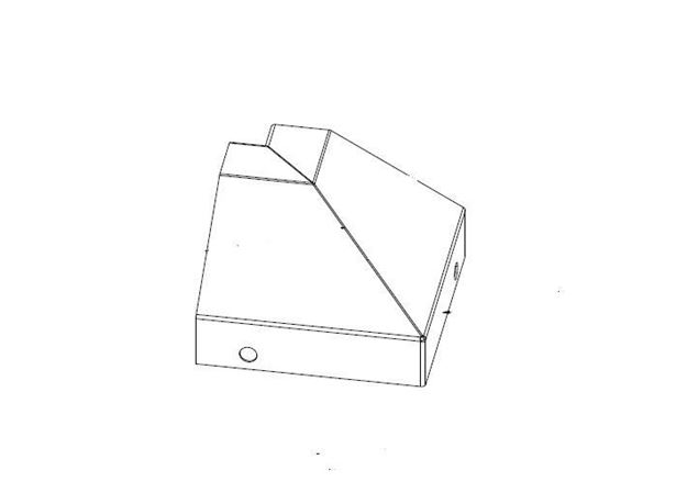 Picture of Sill Cap Corner Joint