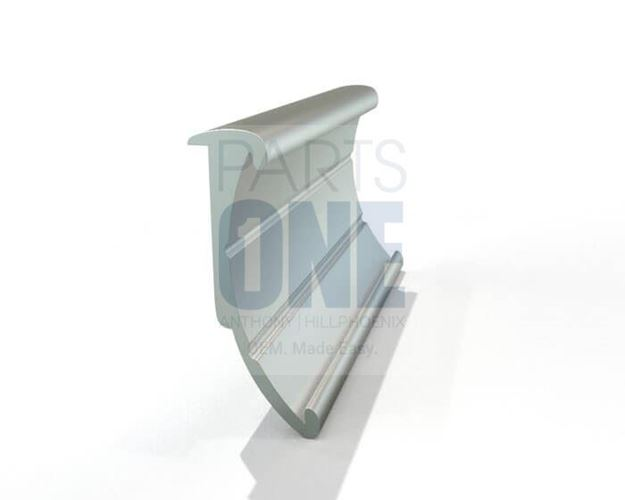 Picture of Tag Molding, Aluminum