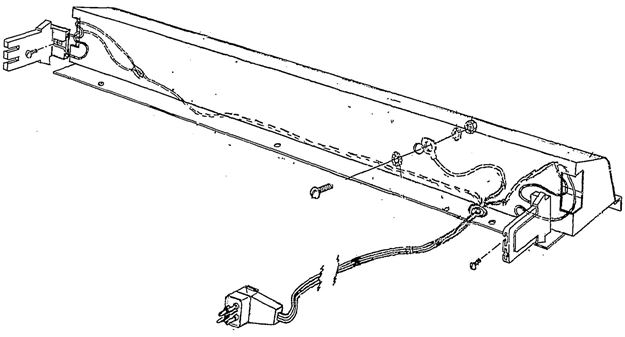 Picture of Light Channel Assembly