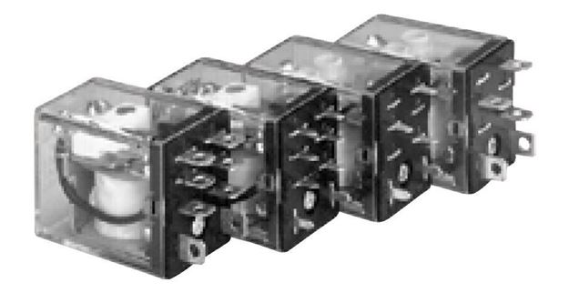Picture of SPDT Relay Coil