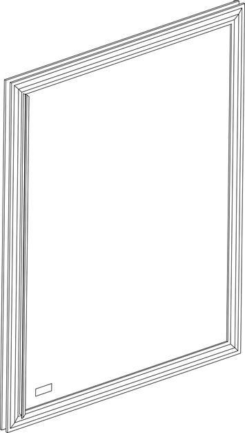 Picture of Rear Inside Door